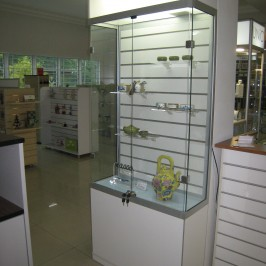 Decowall cabinet